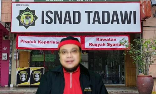 Ruqyah-Syariah-Isnad-Tadawi-Siri-2