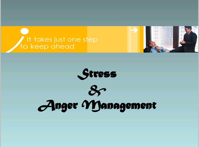 K&J Stress & Anger Management